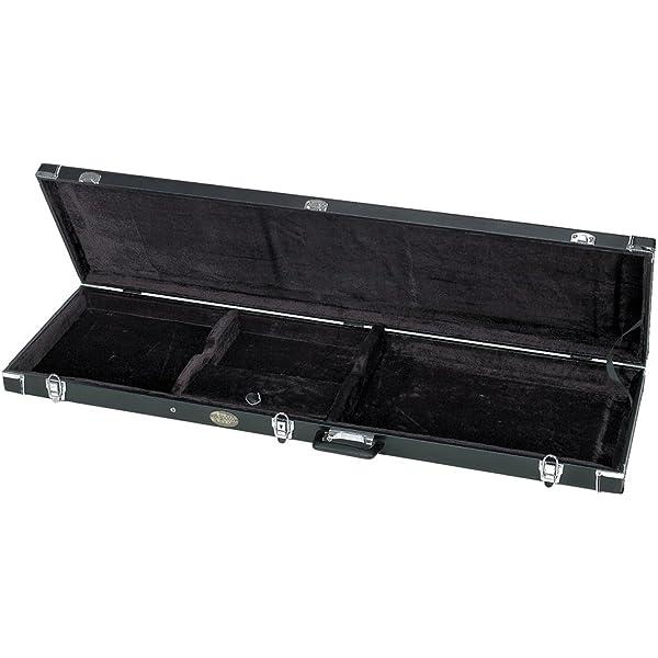 Estuche Crossrock CRA401CBK de plástico ABS resistente para ...