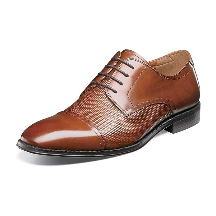 Florsheim Mens Belfast Cap Toe Oxford: : Schuhe