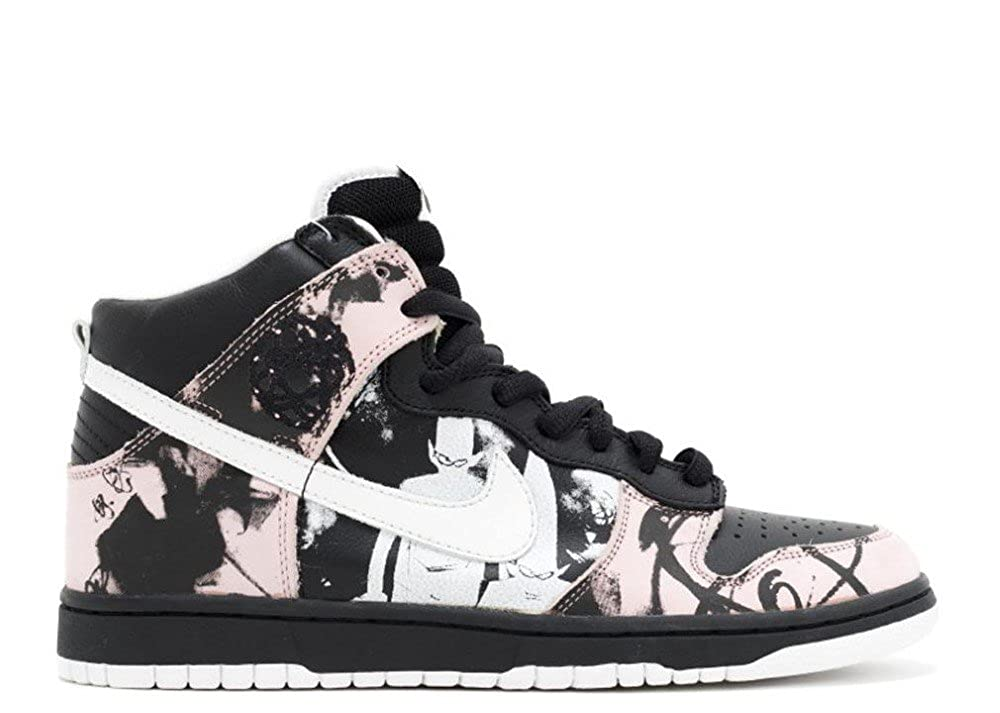 official photos f36c9 08b13 Nike Dunk HIGH PRO SB 'Unkle' - 305050-013: Amazon.in: Shoes ...