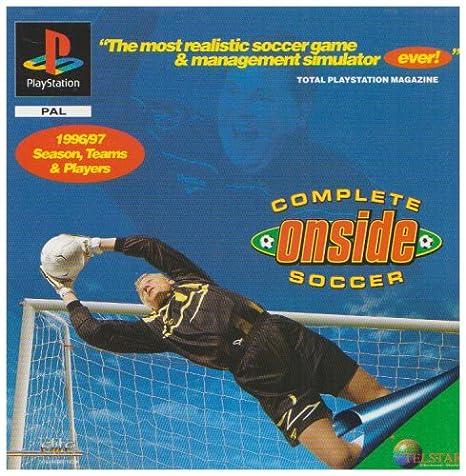 Complete Onside Soccer [Importación alemana]: Amazon.es ...