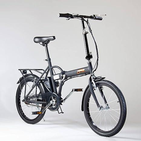 Imt Bicicletta Elettrica Pieghevole A Pedalata Assistita 20 250w 4