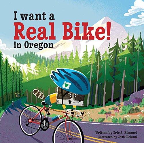 I Want a Real Bike in Oregon