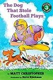 The Dog That Stole Football Plays, Matt Christopher, 0316218499