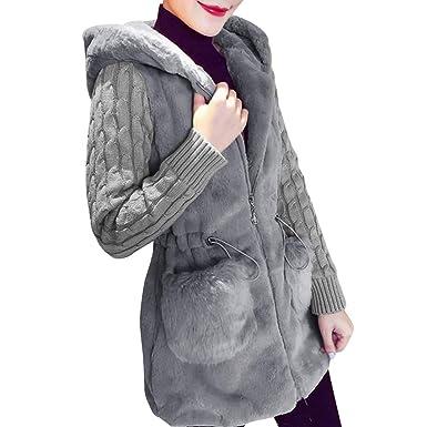 e6bdf2717e4 TnaIolr Women s Coats Winter Plus Size