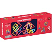 Magformers COS1212169 Magnetic Construction 43 Piece Set (3+ Years)