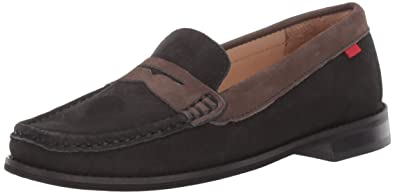 621b97f393c Marc Joseph New York Unisex-Kid s Genuine Leather Boys Girls Casual Comfort  Slip On