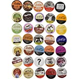 Two Rivers Mega Coffee for Keurig K-Cup Brewers, 40 Count