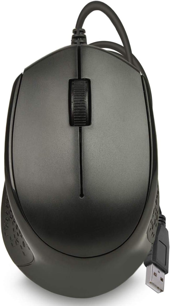iMicro MO-205U Wired USB Optical Mouse