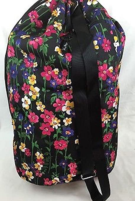 284b04d8cecb Amazon.com  Vera Bradley Laundry Bag - Wildflower Garden - NWT  Home ...