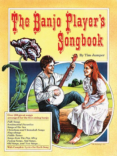 Ultimate Banjo Songbook - The Banjo Player's Songbook: Over 200 great songs arranged for the five-string banjo