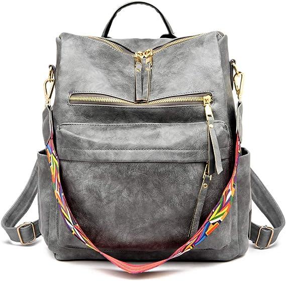 Women's Fashion Backpack Purse & Travel Bag