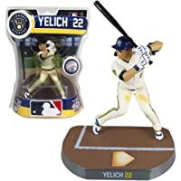 $24 » Christian Yelich Player Replica Action Figure With Alternate Jersey - Milwaukee Brewers - (Free Shipping)