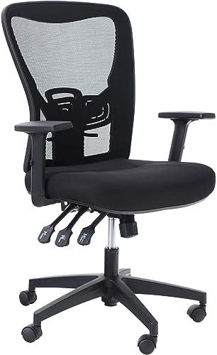 Sophia William Ergonomic Rocking Mesh Office Desk Chair High Back