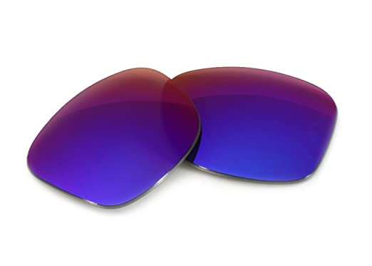 396a241a63 Image Unavailable. Image not available for. Color  Fuse Lenses for Ray-Ban  Wayfarer Max (55mm) BL - Cosmic Mirror Polarized
