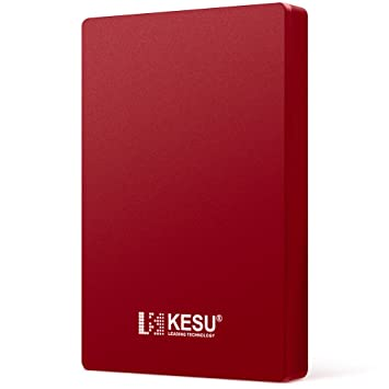 "KESU Disco Duro Externo Portátil 2.5"" 160GB, USB3.0 SATA HDD Almacenamiento para"