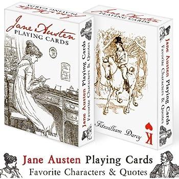 Amazon.com: Jane Austen Juego de cartas