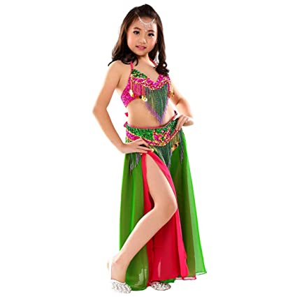 Calcifer Disfraz de Gasa para Danza del Vientre para niños ...