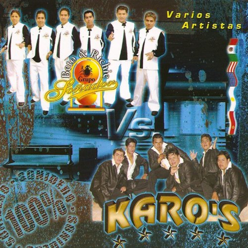 Beto & Richie Grupo Soñador VS Grupo Karo's