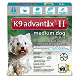 Ax Advantixii Dog 2mon 11-20lb Ltb