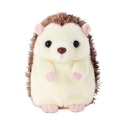 Amazon Com Japan Stuffed Toys Mimi Cree Pet Hedgehog Stuffed Full