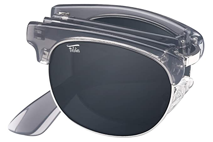 Amazon.com: Foldies - Gafas de sol polarizadas plegables con ...