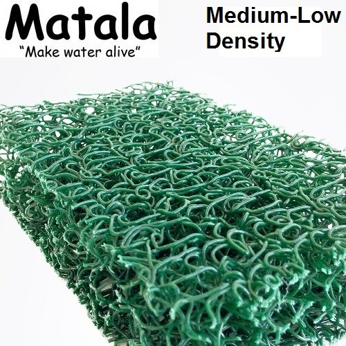 2 Sheets Matala Pond Green Filter Mat Koi Media Pad 19