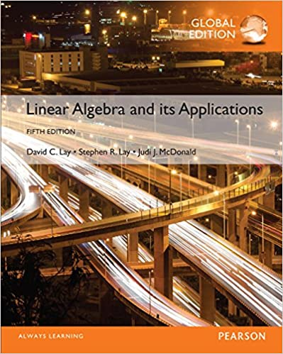 Book Linear Algebra and Its Applications with MyMathLab, Global Edition