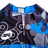 sponeed Men's Biking Jersey with Pocket Road Bike