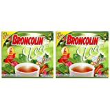 Broncolin Tea 25- Bags(Packs of 2)