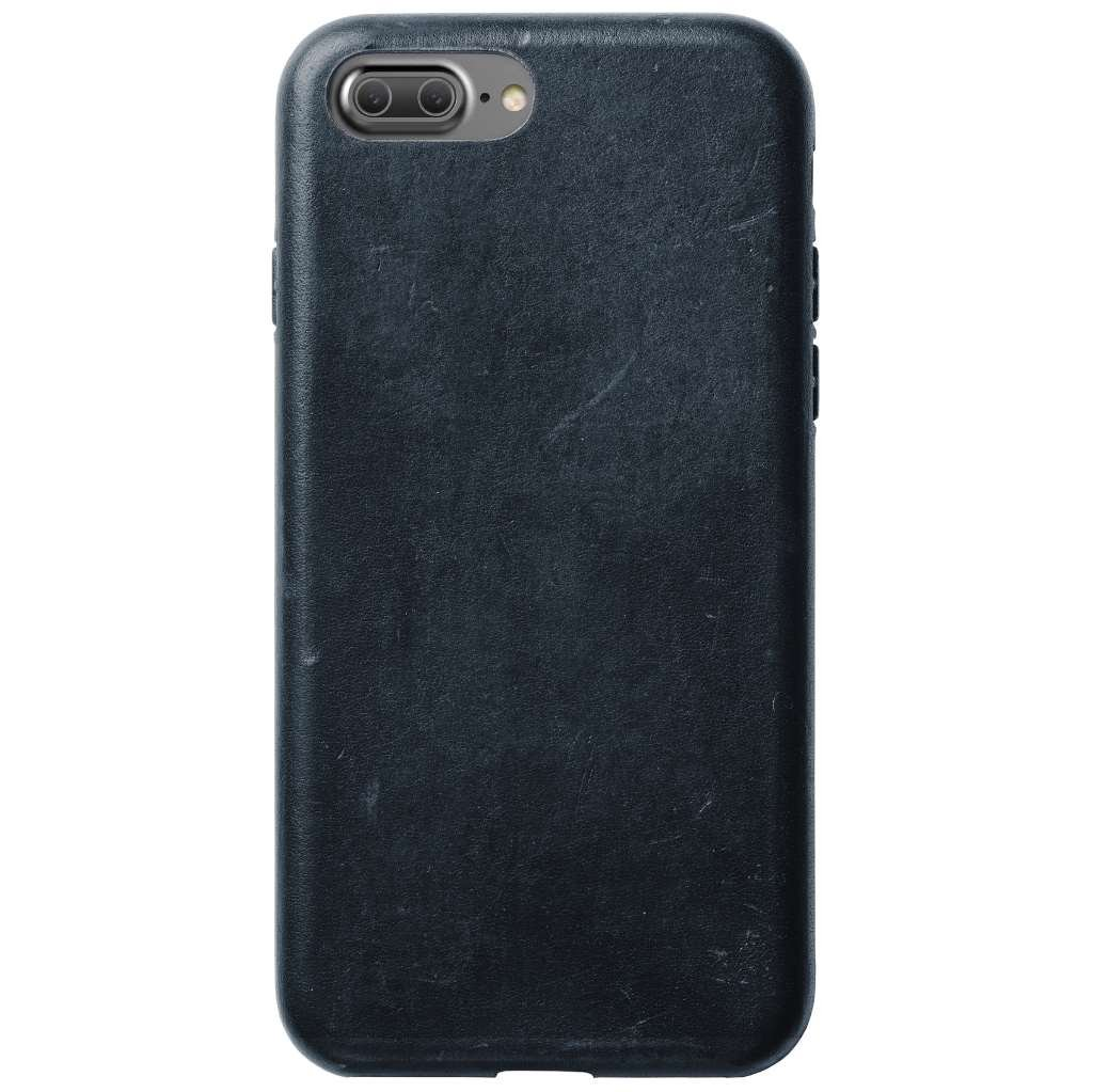 on sale e8c7e 10c86 Amazon.com: Nomad iPhone 7 Plus Horween Leather Case - Midnight Blue ...