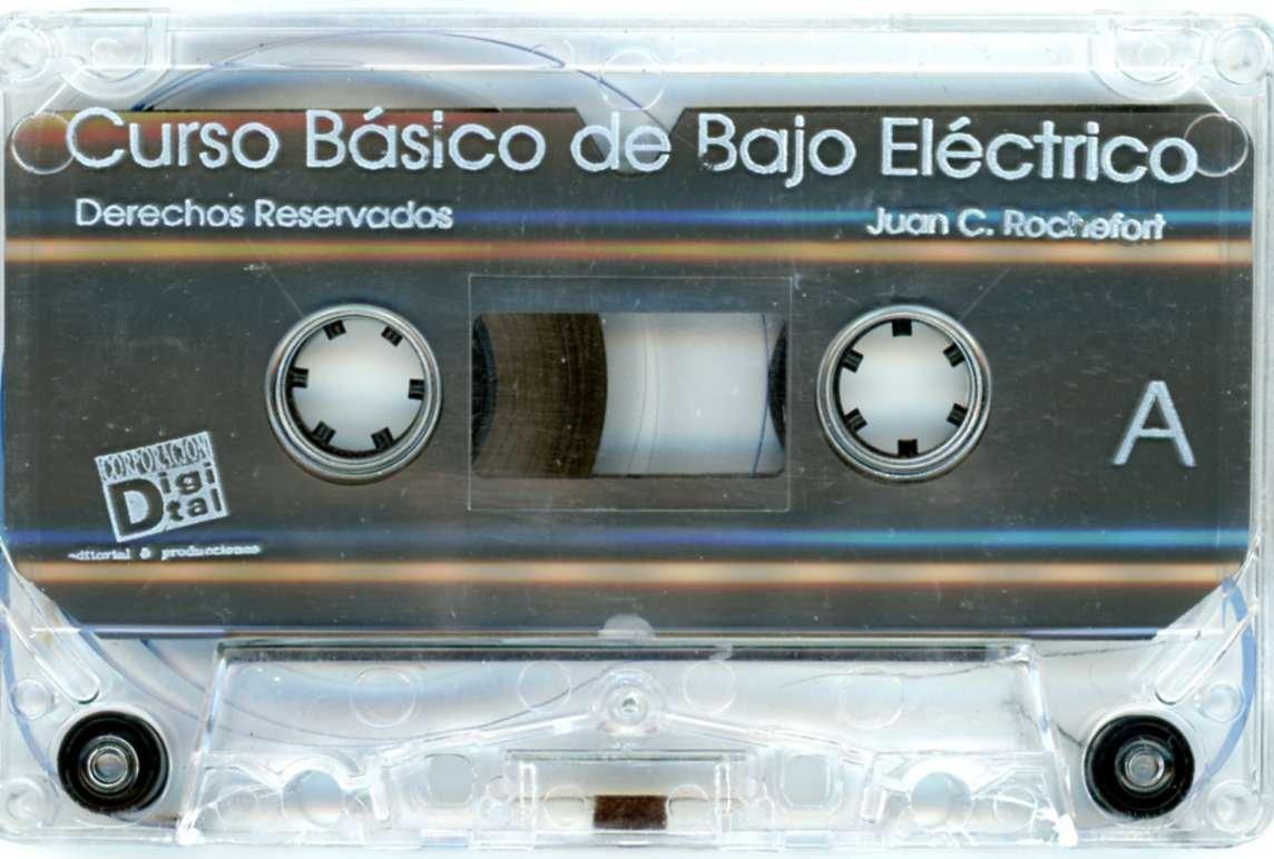 Curso Basico De Bajo Electrico: Juan Carlos Rochefort L: 9789686584202: Amazon.com: Books
