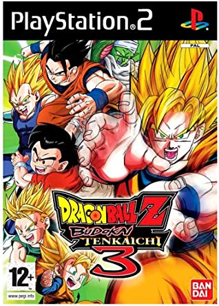 Dragon Ball Z: Budokai Tenkaichi 3 (PS2): Amazon.co.uk: PC & Video Games