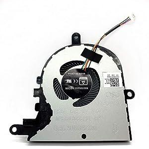YUNCAI Store CPU Cooling Fan for Dell Latitude 3590 E3590 Dell Inspiron 17-3780 3793 5770 15-3580 3581 3593 Dell Vostro 3590 Series Laptop Cooler
