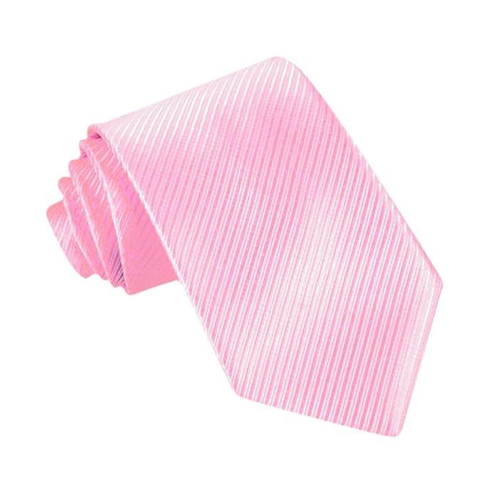 MIOIM® Moda Corbata de Rayas Color Sólido Clásico Corbata Corbata ...