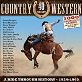 Country & Western-a Ride Through History 1924-60