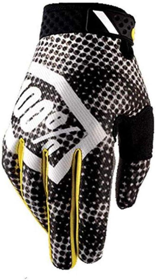 Fahrradhandschuhe Motocross-Rennhandschuhe HAOGUO Handschuhe M/änner und Frauen 100/% atmungsaktiv