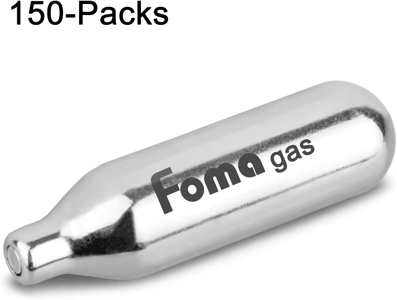50 Pack FOMA GAS Whip Cream Chargers