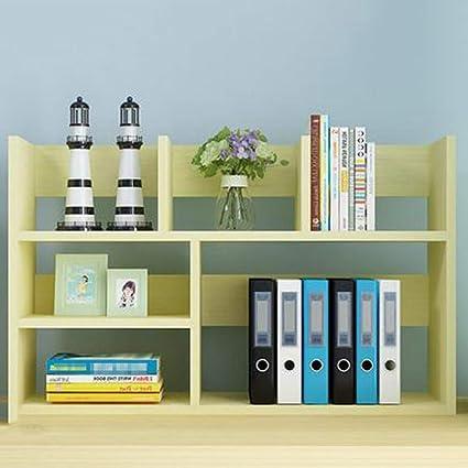 Estanteria Encima Escritorio.Estanteria Simple Pequena Estanteria Sobre La Mesa Libreria