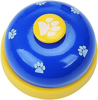 Campanelle per cani Campanelle per addestramento vasino e come dispositivo di comunicazione Campanaccio per andare fuori 1 pezzo blu