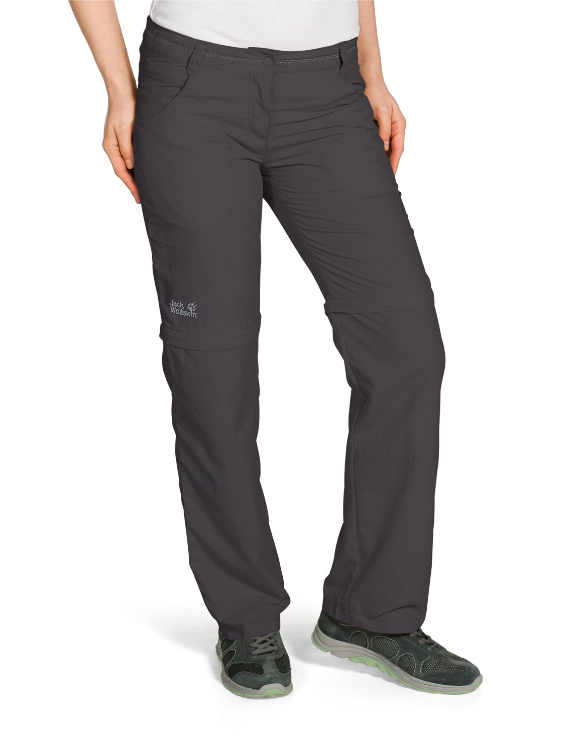 Jack Wolfskin Damen Hose Marrakech Zip Off Pants damen