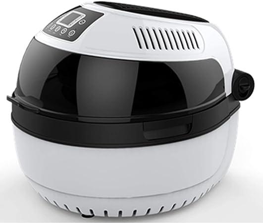 Freidora posibilita Aire Caliente Multi eléctrica 10L Robot de cocina Vaporera parrilla del Horno: Amazon.es