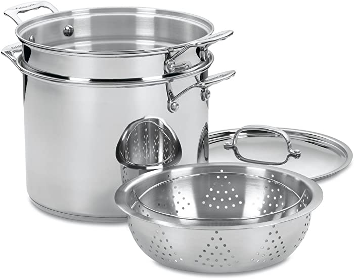Top 9 Pasta Cooker And Steamer Set