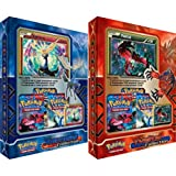 Pokemon TCG XY Legends Xerneas Collection Box Gift Set