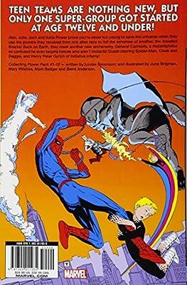 POWER PACK CLASSIC 01: Amazon.es: Marvel Comics: Libros en idiomas ...