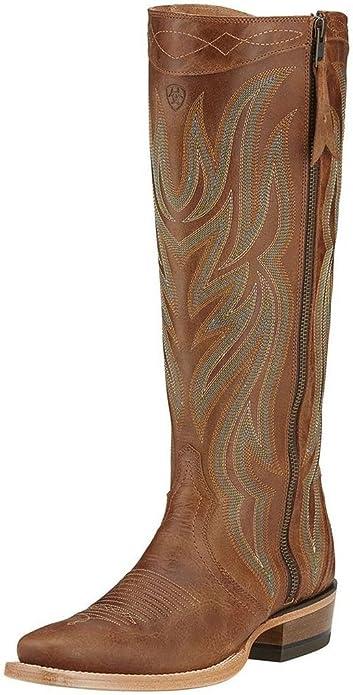 ARIAT Lucinda Boot Square Toe Tan