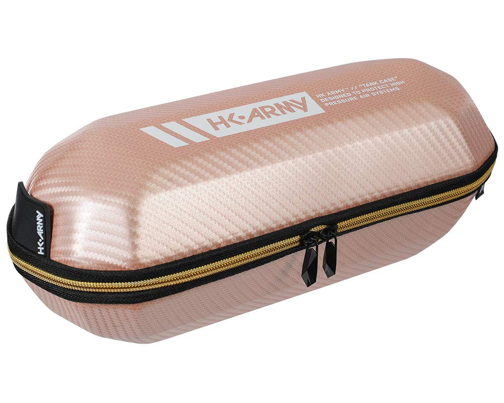 HK Army Exo Series Paintball Tank Case (Rose Gold) by HK Army