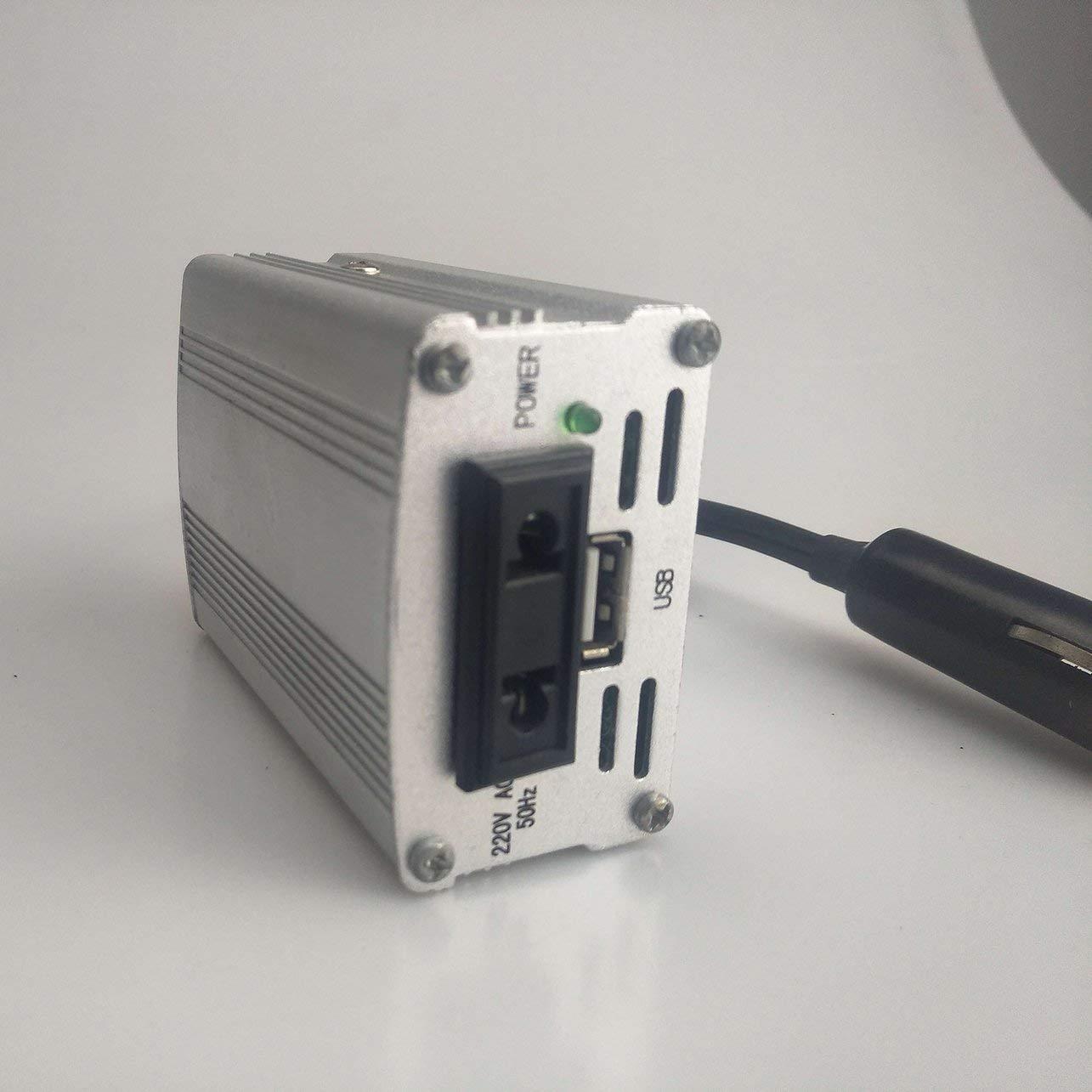 Adattatore del caricatore di alimentazione del veicolo XYA200 700W Silver Power Color Converter convertitore dellautomobile 12V in ingresso convertitore di potere