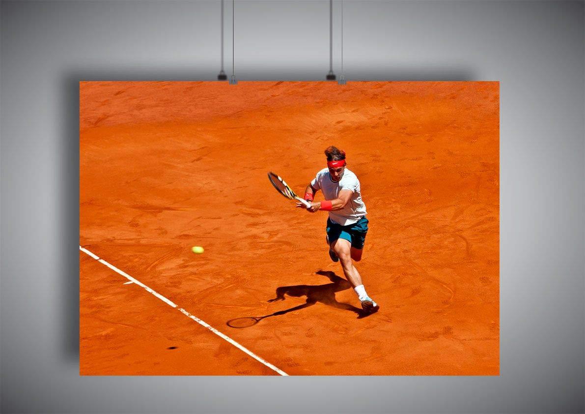 Amazon.com: Poster Rafael Nadal Tennis: Posters & Prints