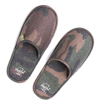 Herschel Slippers, Woodland Camo: Clothing