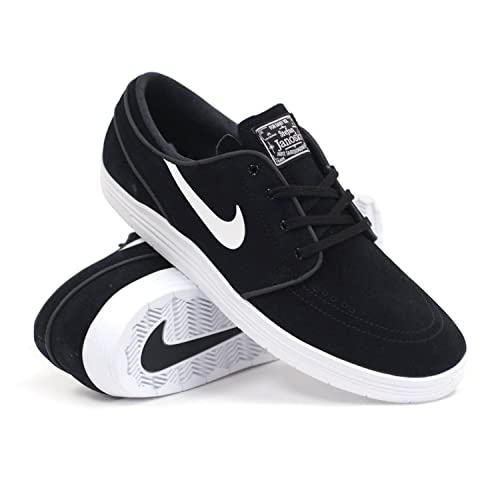 outlet store ce33f a01a7 Nike SB Lunar Stefan Janoski (Black White) Men s Skate Shoes  Amazon.ca   Shoes   Handbags